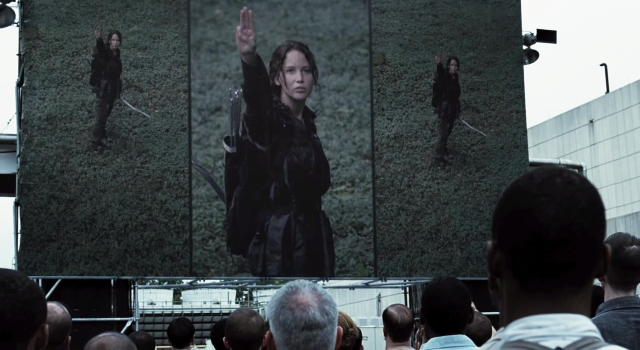pcc commencement and the hunger games salute freeatlast